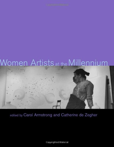9780262012263: Armstrong, C: Women Artists at the Millennium (October Books)