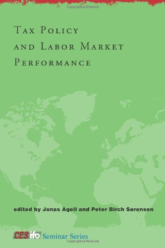 9780262012294: Tax Policy and Labor Market Performance