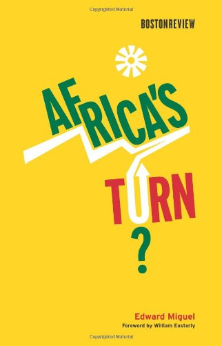 9780262012898: Africa's Turn? (Boston Review Books)