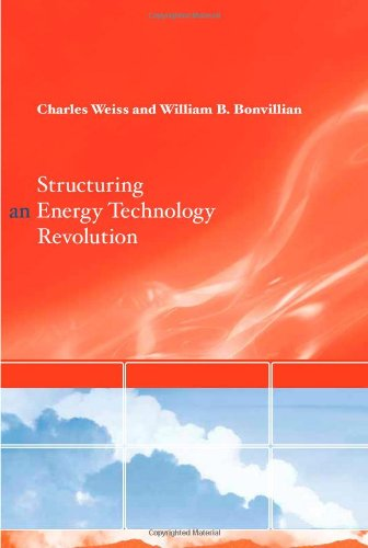9780262012942: Structuring an Energy Technology Revolution (MIT Press)