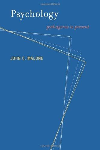 9780262012966: Psychology: Pythagoras to Present (Bradford Books)