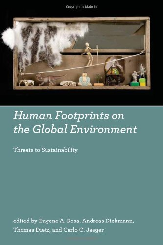 9780262013154: Human Footprints on the Global Environment: Threats to Sustainability