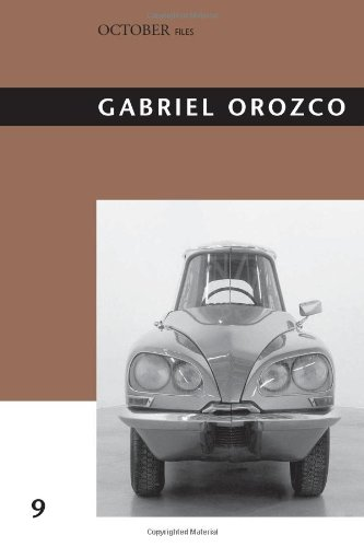 9780262013185: Gabriel Orozco (October Files)