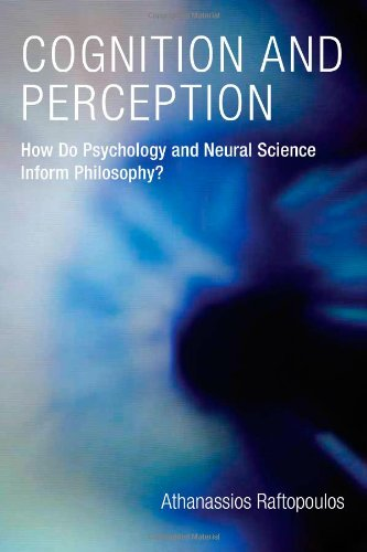 9780262013215: Cognition and Perception: How Do Psychology and Neural Science Inform Philosophy? (Bradford Books)