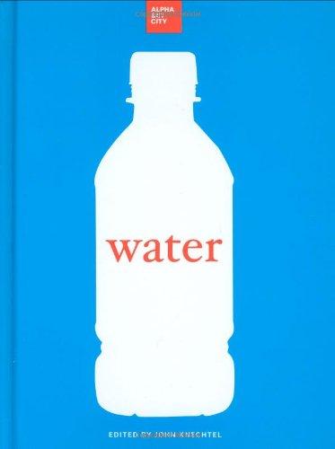 9780262013291: Water: Alphabet City Magazine 14