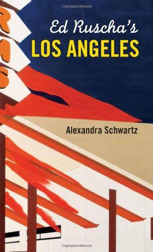 9780262013642: Ed Ruscha's Los Angeles (The MIT Press)