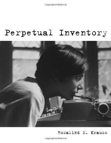 9780262013802: Perpetual Inventory (October Books)