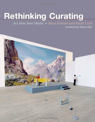 9780262013888: Rethinking Curating: Art after New Media (Leonardo Book Series)