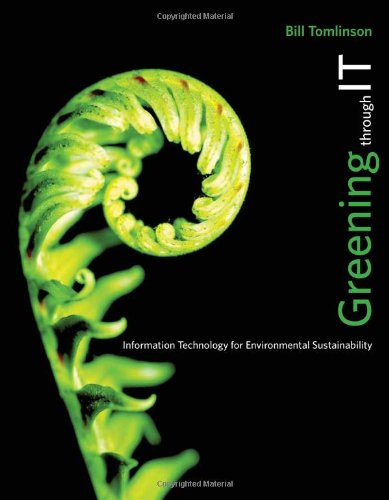9780262013932: Greening through IT: Information Technology for Environmental Sustainability (The MIT Press)