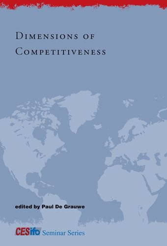9780262013963: Dimensions of Competitiveness