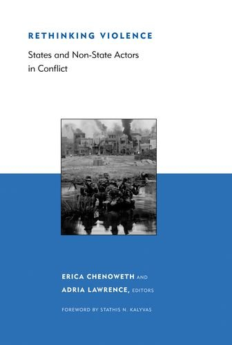 9780262014205: Rethinking Violence: States and Non-State Actors in Conflict (Belfer Center Studies in International Security)