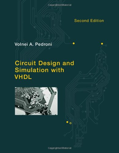 9780262014335: Circuit Design and Simulation with VHDL