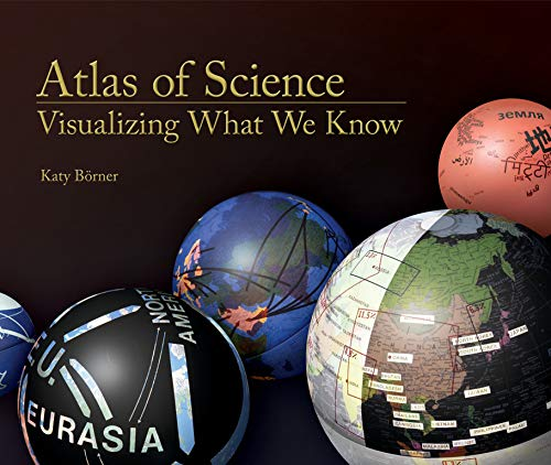 9780262014458: Atlas of Science: Visualizing What We Know (MIT Press)