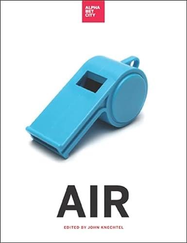 9780262014663: Air: Alphabet City Magazine 15