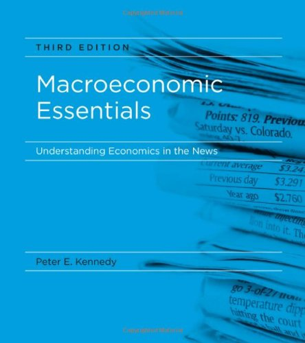 9780262014670: Macroeconomic Essentials: Understanding Economics in the News