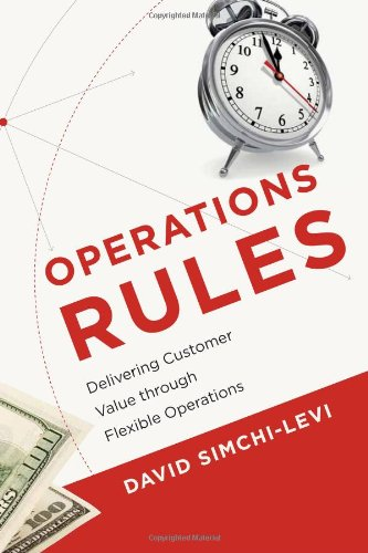 9780262014748: Operations Rules: Delivering Customer Value through Flexible Operations