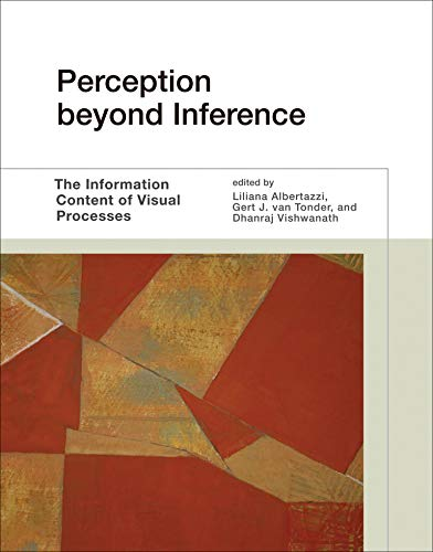 9780262015028: Perception beyond Inference: The Information Content of Visual Processes (MIT Press)