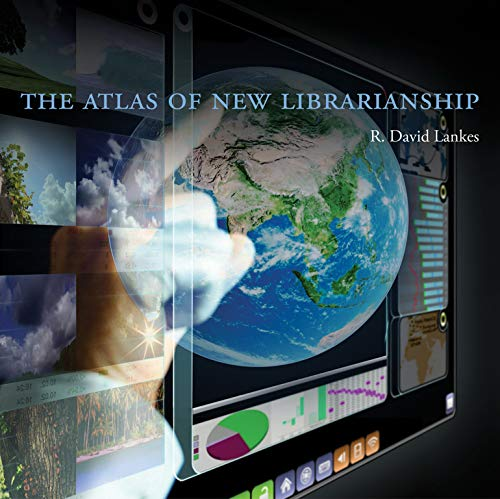 9780262015097: The Atlas of New Librarianship (MIT Press)