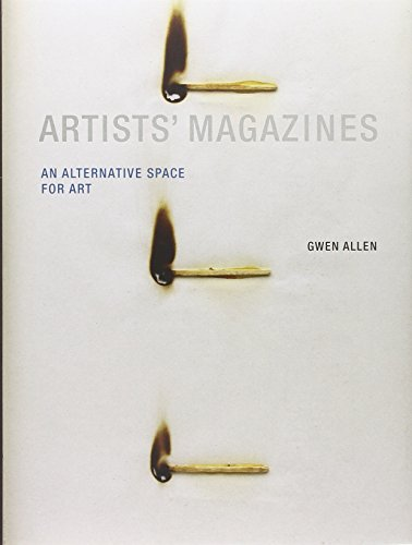 9780262015196: Artists' Magazines: An Alternative Space for Art (MIT Press)