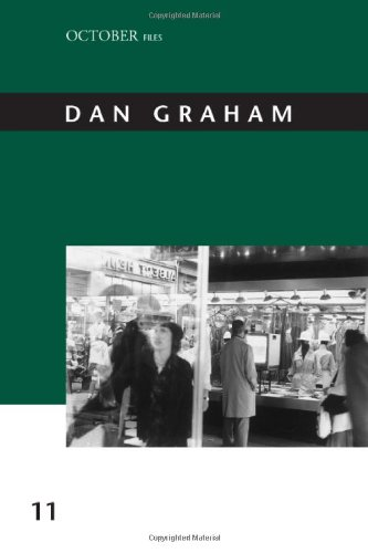 9780262015288: Dan Graham (October Files)
