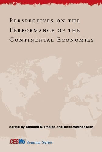 Perspectives on the Performance of the Continental: Edmund S. Phelps