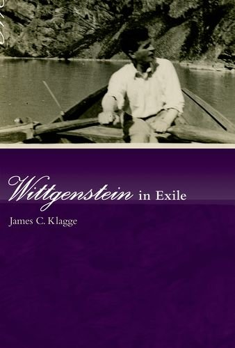 9780262015349: Wittgenstein in Exile (MIT Press)