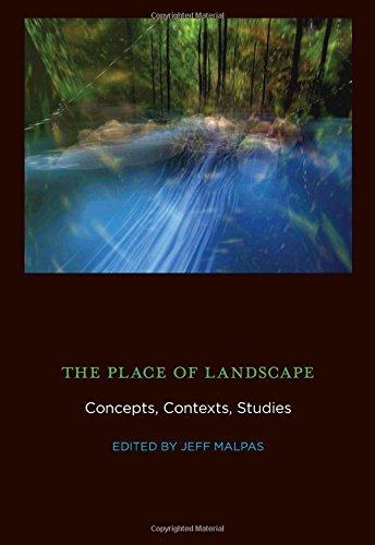 9780262015523: The Place of Landscape: Concepts, Contexts, Studies (MIT Press)