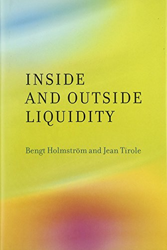 9780262015783: Inside and Outside Liquidity (MIT Press)