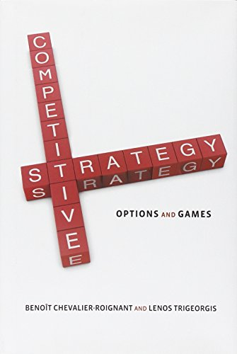 9780262015998: Competitive Strategy: Options and Games