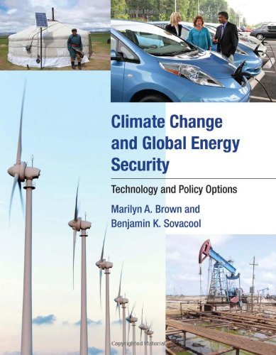 9780262016254: Climate Change and Global Energy Security: Technology and Policy Options