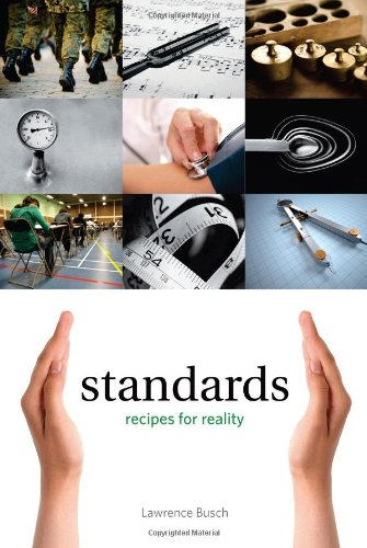 9780262016384: Standards: Recipes for Reality (Infrastructures)
