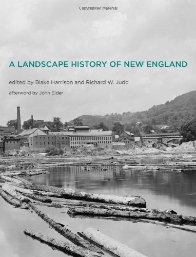 9780262016407: A Landscape History of New England
