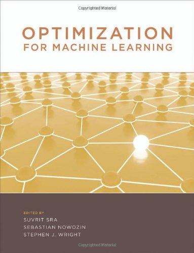 9780262016469: Optimization for Machine Learning (Neural Information Processing series)