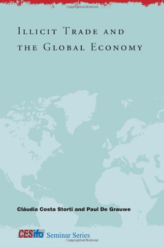 9780262016551: Illicit Trade and the Global Economy (CESifo Seminar Series)