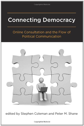 9780262016568: Connecting Democracy: Online Consultation and the Flow of Political Communication
