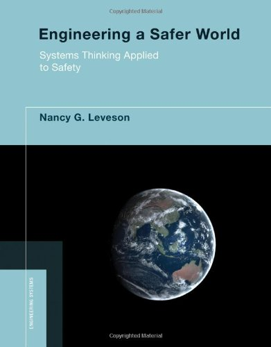 9780262016629: Engineering a Safer World: Systems Thinking Applied to Safety (Engineering Systems)