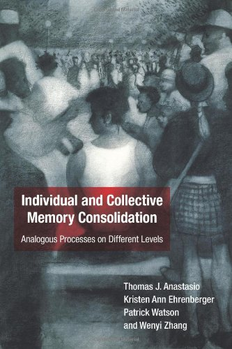 9780262017046: Individual and Collective Memory Consolidation: Analogous Processes on Different Levels (MIT Press)