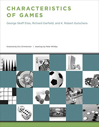 Characteristics of Games (The MIT Press) 9780262017138 Understanding games―whether computer games, card games, board games, or sports―by analyzing certain common traits. Characteristics of Ga