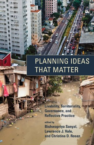 9780262017602: Planning Ideas That Matter: Livability, Territoriality, Governance, and Reflective Practice (MIT Press)
