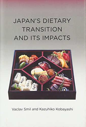 9780262017824: Japan's Dietary Transition and Its Impacts (Food, Health, and the Environment)
