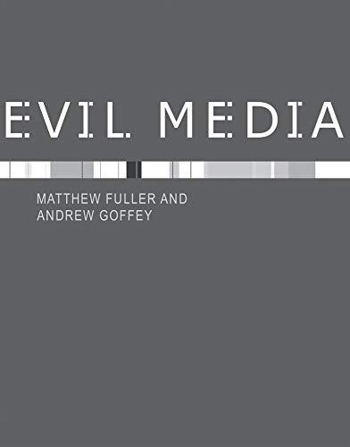 9780262017855: Evil Media