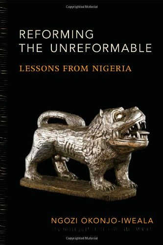 9780262018142: Reforming the Unreformable: Lessons from Nigeria