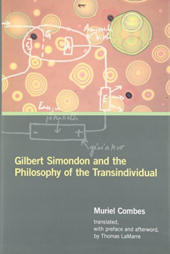 9780262018180: Gilbert Simondon and the Philosophy of the Transindividual (Technologies of Lived Abstraction)