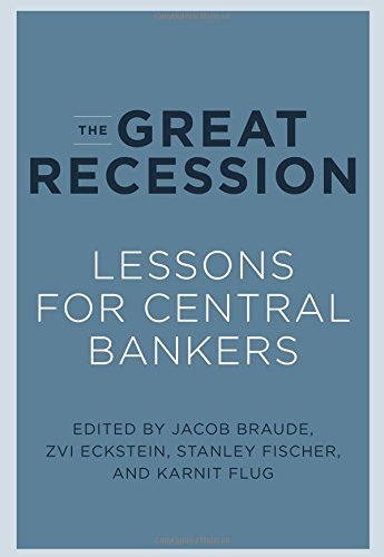 9780262018340: The Great Recession: Lessons for Central Bankers