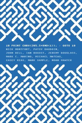 9780262018463: 10 PRINT CHR$(205.5+RND(1)); : GOTO 10 (Software Studies)