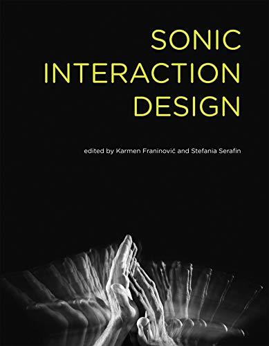 9780262018685: Sonic Interaction Design