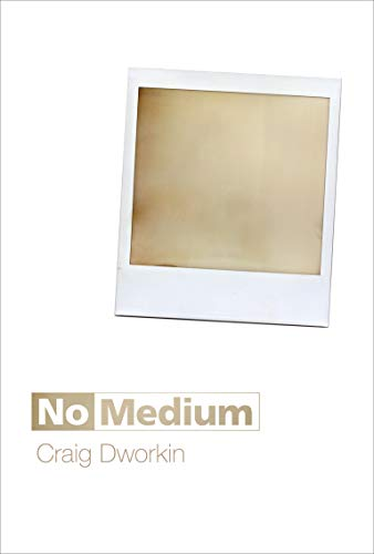 9780262018708: No Medium (MIT Press)