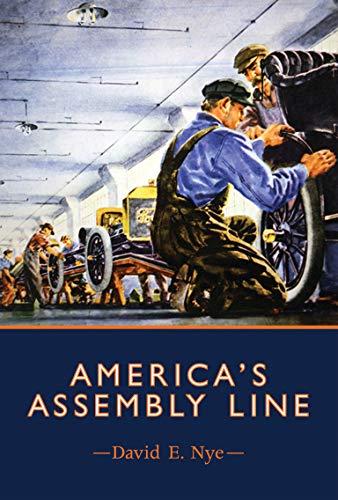 9780262018715: America's Assembly Line (MIT Press)