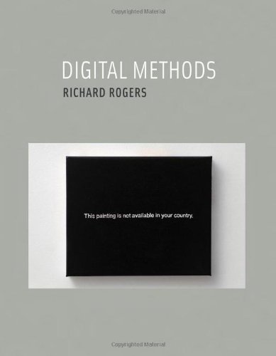 9780262018838: Digital Methods (MIT Press)