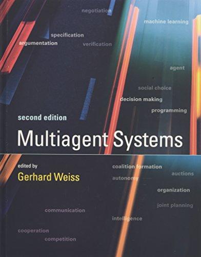 9780262018890: Multiagent Systems (Intelligent Robotics and Autonomous Agents series)